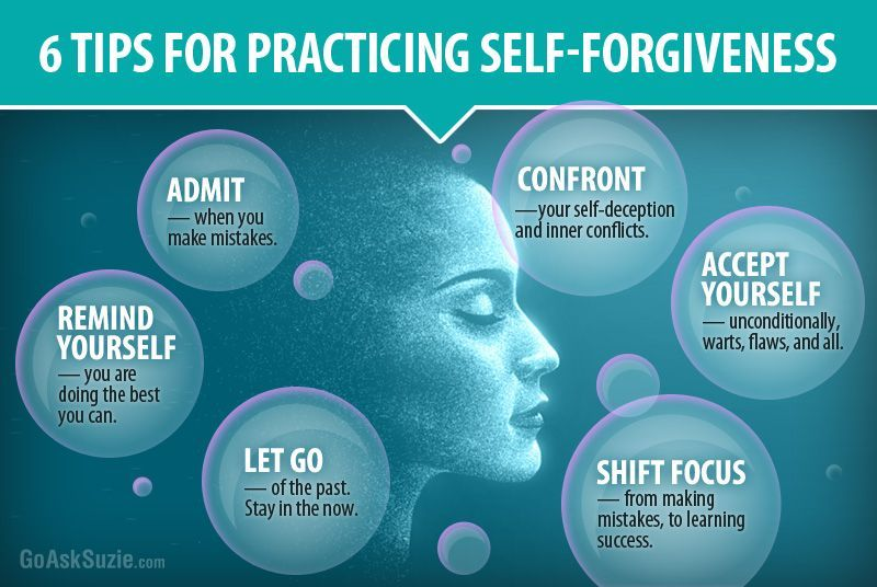 6 Tips for Practicing Forgiveness