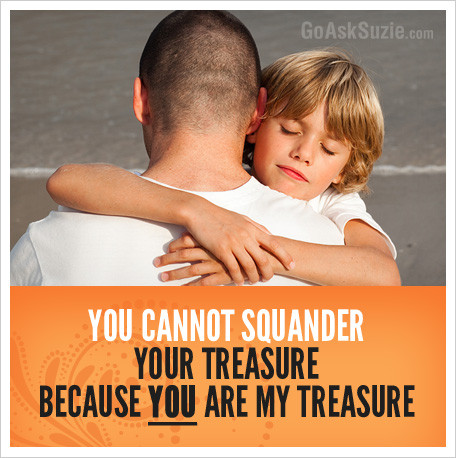 You are my treasure compressor