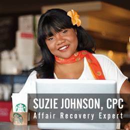 Suzie Johnson - Affair Recovery Expert
