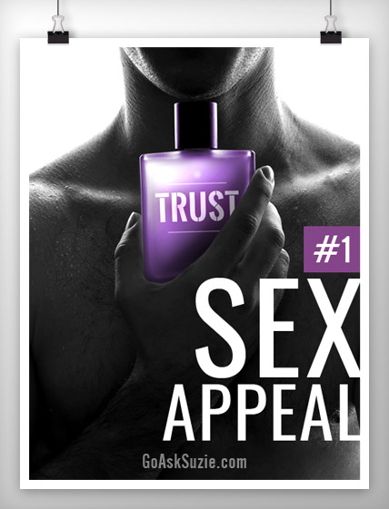 Trust is the #1 Sex Appeal for Women