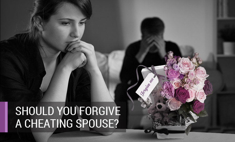 Should you forgive a cheating spouse?