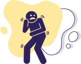 Anxiety Fears & Concerns Icon