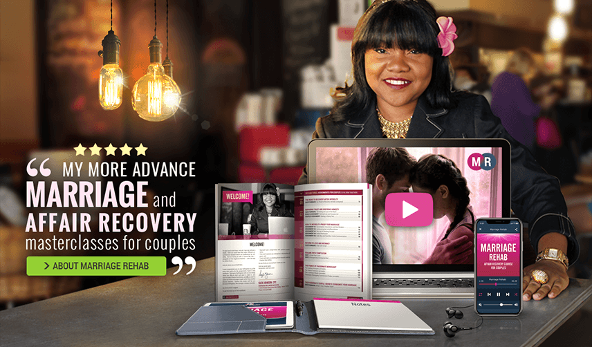 Explore Rebuilding Your Marriage After Infidelity Masterclass
